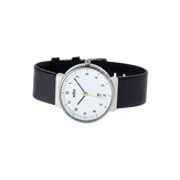 BRAUN BNH0032 Watch Leather ホワイト