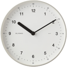 Wall Clock|Gray