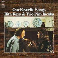 Rita Reys & Trio Pim Jacobs / Our Favorite Songs