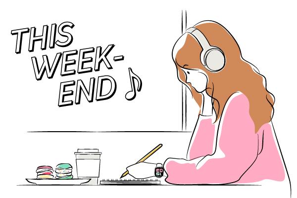 THIS WEEK-END♪