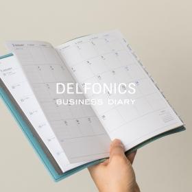 DELFONICSのビジネス手帳