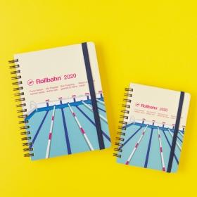 【速報】WEB SHOPの手帳売上ランキング。プール柄ロルバーンダイアリーに人気が集中!