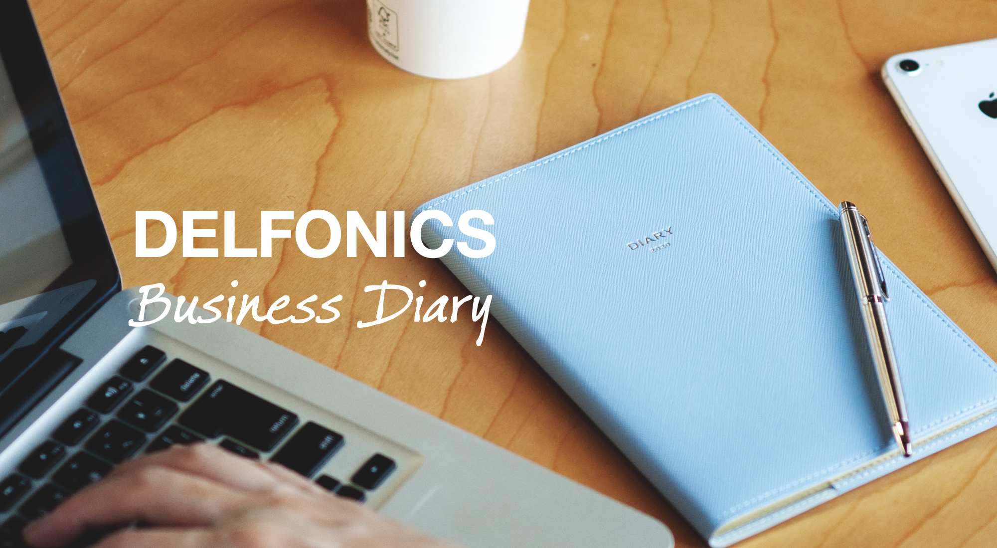 DELFONICS BUSINESS DIARY