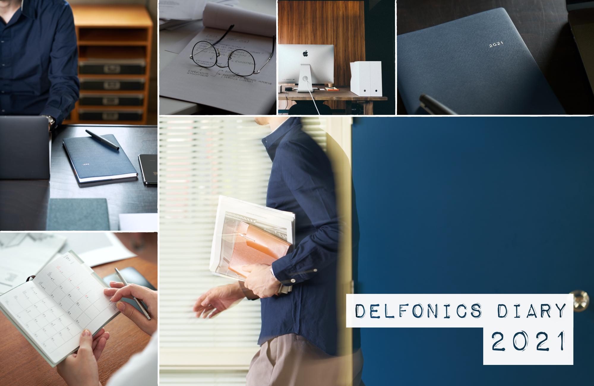 DELFONICS DIARY