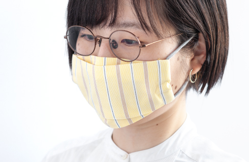 ストレスフリーのマスク