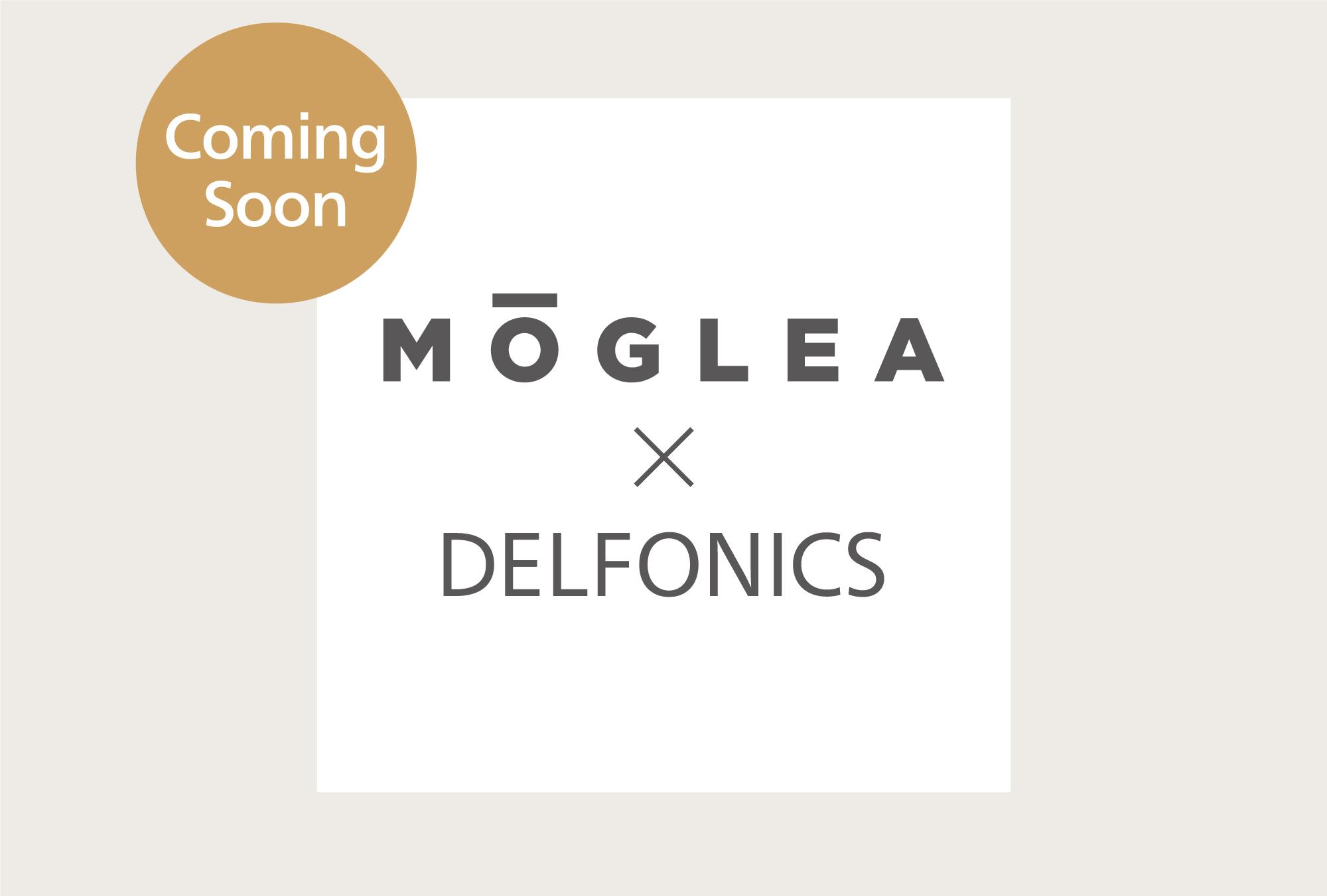 DELFONICS(デルフォニックス)とMOGLEA(モーグリー)のコラボレーション文房具が近日発売