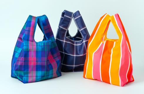 生地や素材を選ぶ楽しさを届けるLido(リド)のオリジナルエコバッグ
