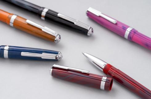 印象派の画家、モネの作品をイメージしたRecife(レシーフ)のペン